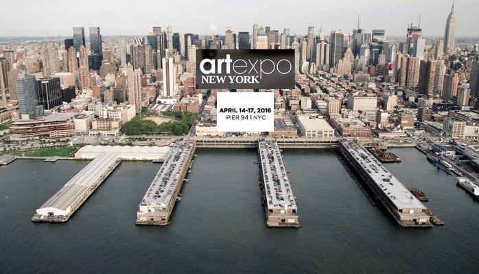 2016 : ArtExpo, New York, USA